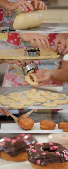 Cupcake Maniacs 10: Donuts