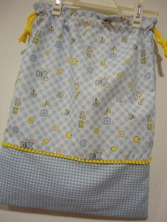 Saco para roupas de bebé - mãos&linhas®