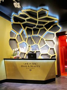 Take a look at our hair salon in Helsinki www.blackouthair.fi   #hairsalon #hairstudio #hairdressing