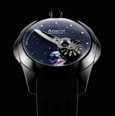 Azimuth Spaceship Watch