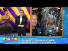 Val Marchiori detona cabelo de Ludmilla ao vivo em atitude racista