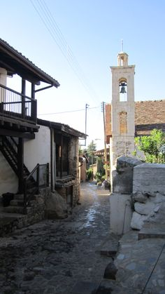 """See 217 photos from 1094 visitors about cyprus, quiet, and romantic. """"Probably the most comfortable place in Cyprus. Mini-waterfall became a pleasant. Mini Waterfall, Cyprus, San Francisco Ferry, Building, Places, Travel, Lugares, Buildings, Viajes"""