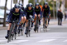 #VoltaCatalunya 97th Volta Ciclista a Catalunya 2017 / Stage 2 Jose JOAQUIN ROJAS GIL (ESP)/ Team MOVISTAR (ESP)/ Banyoles (Pla de l'Estany) - Banyoles (41,3km) / TTT / Team Time Trial / Tour of Catalunya /