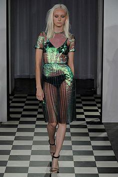 Interpritation Collection 3: Antipodium SS 2014 London Fashion Week