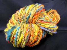 Hey, I found this really awesome Etsy listing at https://www.etsy.com/au/listing/290119003/large-skein-of-bulky-chunki-multicolored