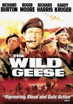 The Wild Geese 1978 Dual Audio 720p BRRip [Hindi-English]
