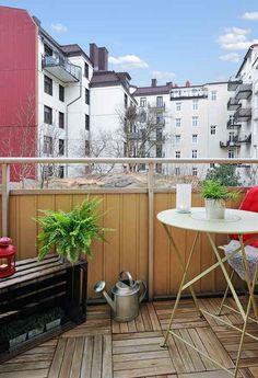 Mesas plegables para terrazas pequeñas 06