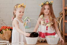 Easter photo ideas for children
