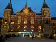 Station Amsterdam Centraal , город Amsterdam, Noord-Holland