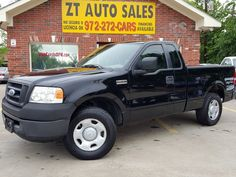 "2008 Ford F-150 2WD Reg Cab 126\"" XL Black / Gray 99,667 Miles Price : $7,495 Ice cold A/C. Looks & runs great. Must see. Perfect first car. Runs & drives great. Please visit www.UsedCarsInDFW.com"