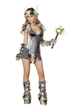 j valentine sexy snow viking costume httpwwwamazoncom - Halloween Express Mcdonough Ga