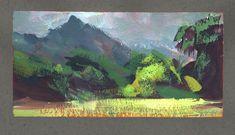 Nathan Fowkes Art: Sketches of Hawaii