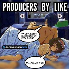 (Sigueme en Instagram/LAEMINENCIAreal Pocos saben lo que hay detrás de una canción. #LaEminenciaLOL  #ProducersByLike #ProblemasDeProductores  #producerproblems #producerlife #studiolife #studio #musiclife  #makingbeats #Lol  #reggaeton #lmao #riete #risa #humor #carcajadas #mixing #lolvines #parodia #chistes  #estudiodegrabacion #musica #productormusical #protools #flstudio #siguemeytesigo #producers #tw #fb