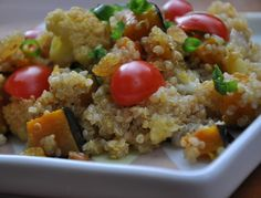 Cuscuz Marroquino de Quinoa                                                                                                                                                                                 Mais