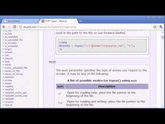 Beginner PHP Tutorial - 1 - Introduction to PHP https://i.ytimg.com/vi/iCUV3iv9xOs/hqdefault.jpg