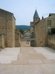 Cluny - France