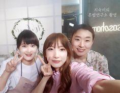 #김지숙 #지숙 #JiSook #레인보우 #Rainbow 170413 runmi.lee Instagram Update feat JiSook