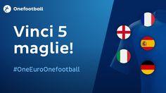 Onefootball, la migliore app per vivere EURO 2016! Segui ogni momento, ogni partita e ogni team di EURO 2016 con Onefootball, la migliore app di calcio al mondo. Dillo ai tuoi amici, condividi il tuo amore per Onefootball e avrai la possibilità di vincere CINQUE maglie della nazionale – dei tuoi Euro giocatori preferiti –... Read more