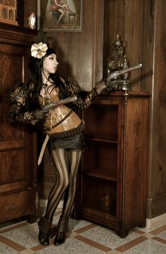 steampunking with guns