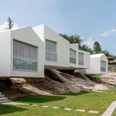 5 домов (5 Houses) в Аргентине от Carlos Alejandro Ciravegna.