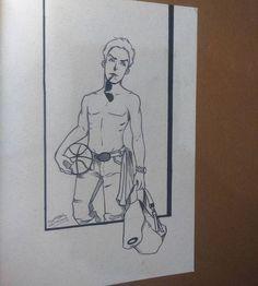 Day 7 By Chagas Ilustrações/Luciana Chagas #inktober2go #inktober #inktober2015