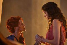 Lucretia and Seppia