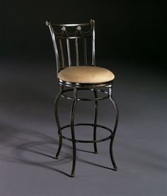 Hillsdale Furniture 4356-8 Camelot Swivel Bar Stool