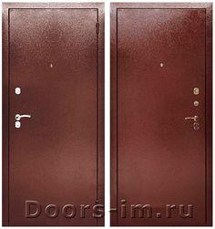 Входная металлическая дверь АРГУС ДА-9 (металл) | Купить входные двери Аргус