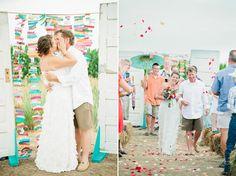 Festive wedding ideas!     #wedding