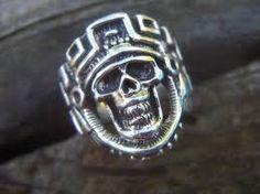 Bildergebnis für aztec skull