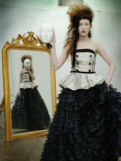 photos by Agata Stoinska for Mirror Mirror exhibition #mirror #effect See more of our editorials at www.maven46.com