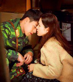 Crash Landing on You Son Ye-jin Inspired Earrings 014 Jung Hyun, Kim Jung, Hyun Bin, The Last Princess, Cute Couples Kissing, Korean Drama Quotes, K Pop Star, Kdrama Actors, Korean Star