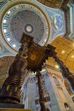 St Pierre, Rome Big Ben, Rome, Saints, Building, Travel, Inspiration, Biblical Inspiration, Buildings, Viajes