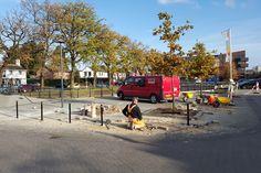 Lukraak parkeren in centrum Klazienaveen verleden tijd
