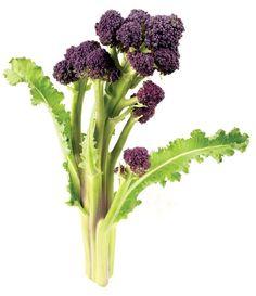 purple headed broccoli lylia rose blog food blogger organic lifestyle