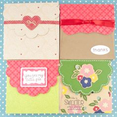 Free Valentine Gift Card Holder (Heart Top Box) Templates (PDF & .studio)   Waffle Flower Paper Crafts