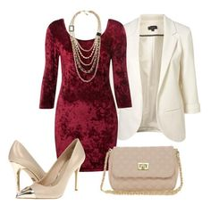 Váy nhung thời trang