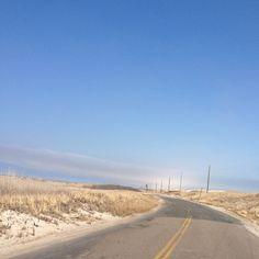 Dune Road, Hampton Bays, NY