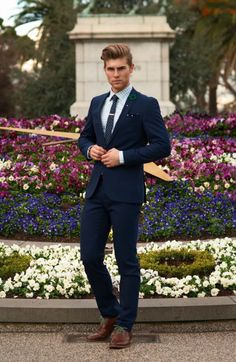 Spring Racing, Gq Style, Work Suits, Fashion Outfits, Mens Fashion, Fashion Clothes, Wedding Attire, Mens Clothing Styles, Dapper