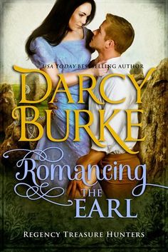 Romancing the Earl by Darcy Burke Any one that follows my reviews know that I love a strong and fearless female character. Darcy Burke delivered that with Catriona. Never afraid to speak her mind and go after what she wanted, definitely not a damsel in distress. Elijah is one of those stoic characters who doesn't trust very easily yet is drawn to this enigma of a woman. He knows more is going on and wants answers. Romancing the Earl is a historical adventure that will leave you spellbound. I…
