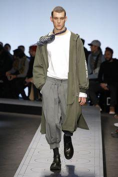 Marcelo Burlon County of Milan   Menswear - Autumn 2017   Look 46