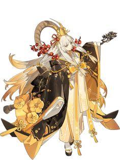 Soul Log - Osechi - Feed the Floof Female Character Design, Character Design References, Character Design Inspiration, Character Concept, Character Art, Concept Art, Cute Characters, Fantasy Characters, Anime Characters