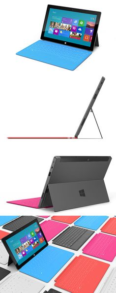 Everything you need to know about Microsoft's new Surface Tablet. Beautiful bright colours to match with your Verji customised iPhone or Verji coloured USB cable!