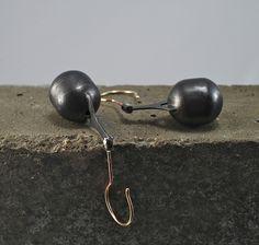 Tank Earring by Johnny Ninos