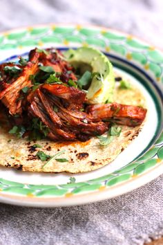 Tacos de adoBada.