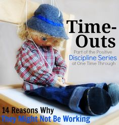Time-Outs 14 Reasons Why They Might Not Be Working