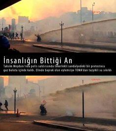 Taksim Gezi Parkı direnişi YORUMSUZ!!!