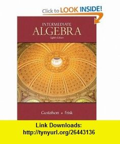 Intermediate Algebra (with CengageNOW, TLE Labs, Personal Tutor Printed Access Card) (9780495117940) R. David Gustafson, Peter D. Frisk , ISBN-10: 0495117943  , ISBN-13: 978-0495117940 ,  , tutorials , pdf , ebook , torrent , downloads , rapidshare , filesonic , hotfile , megaupload , fileserve