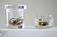 Iittala Mini Jars and Vitriini