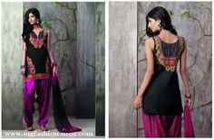 New Designer Salwar Kameez | Indian Designer Dress Collection 2012 - 2 February 2012 - Fashion and Style